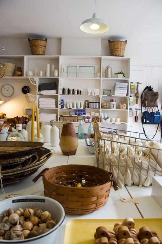 Shopgirl Visits: Brook Farm General Store in Brooklyn by Jillian for decor8 http://decor8blog.com/2012/12/17/shopgirl-visits-brook-farm-general-store-in-brooklyn/