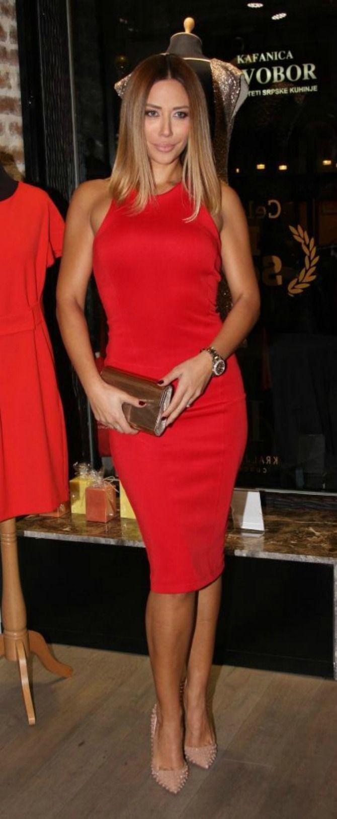 Ana Nikolić Stylish Dresses Fashion Dresses For Work