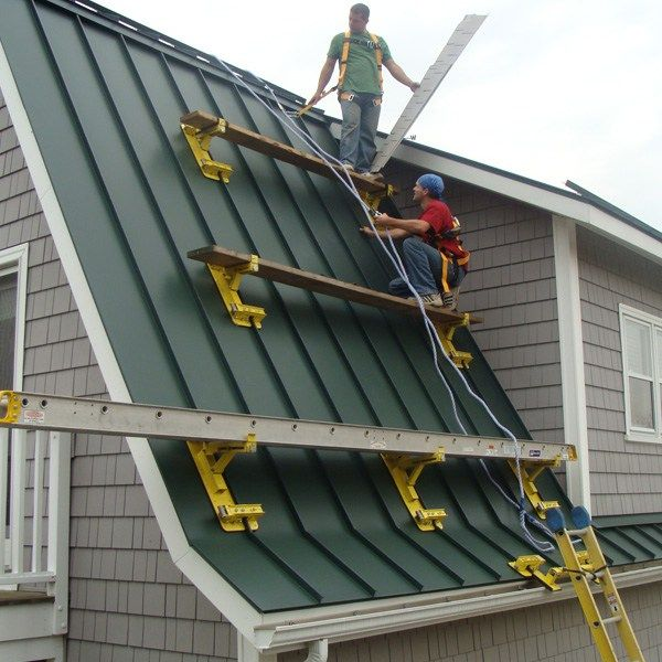 The Ultimate Standing Seam Bracket Stortz Son Inc Shed Roof Design Metal Roof Roof Design