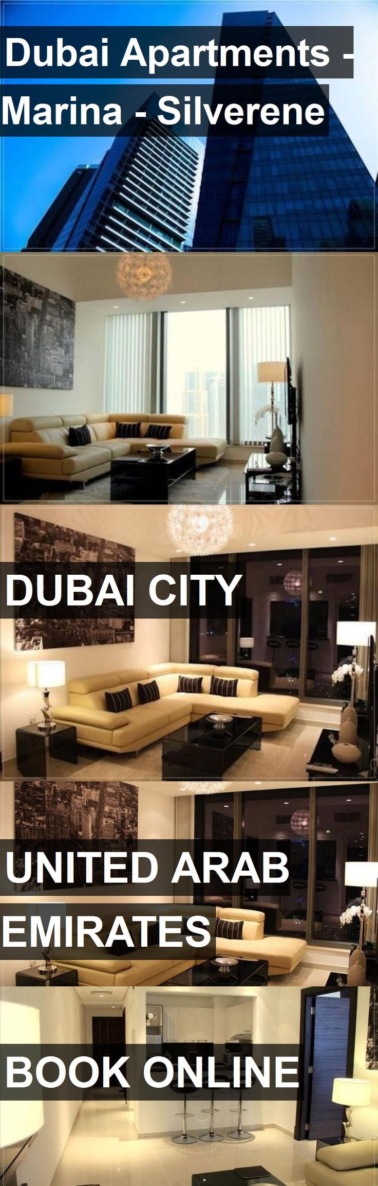 Hotel Dubai Apartments - Marina - Silverene in Dubai City, United Arab Emirates. For more information, photos, reviews and best prices please follow the link. #UnitedArabEmirates #DubaiCity #hotel #travel #vacation