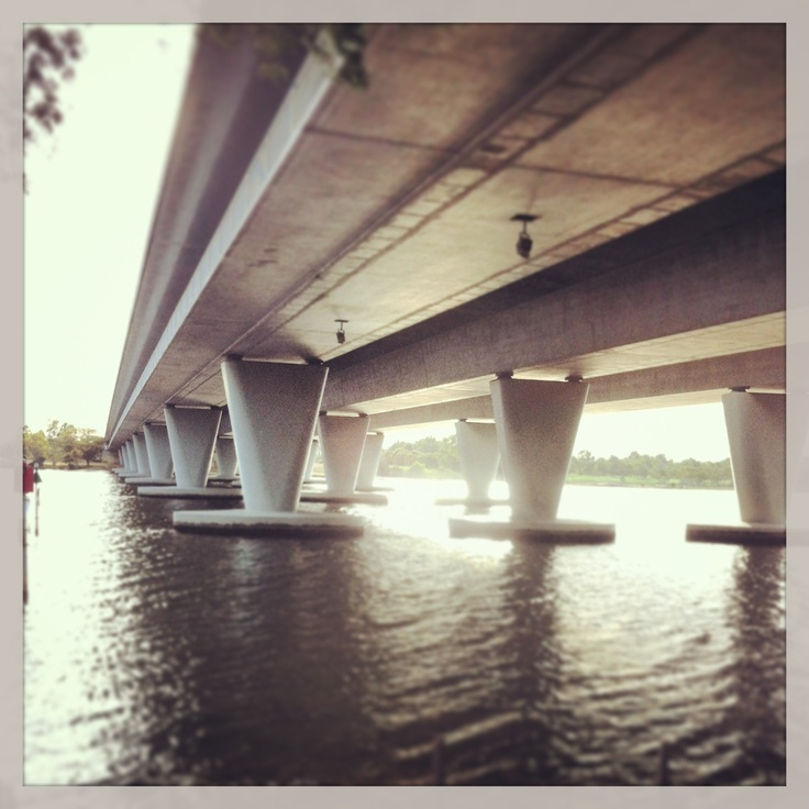 Windan bridge @ East Perth ... Such a beautiful and peaceful place.