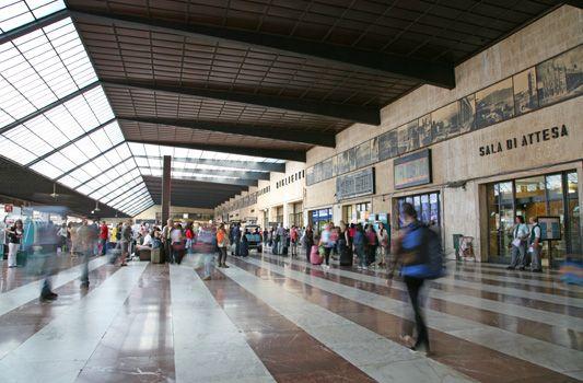 Firenze Santa Maria Novella Station