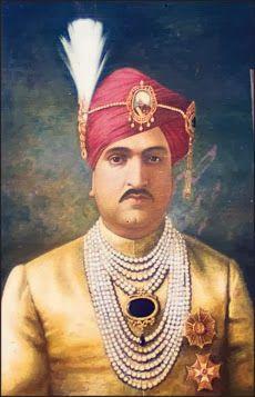Maharaja Hari Singh--HISTORY OF KASHMIR AND ITS RULERS -