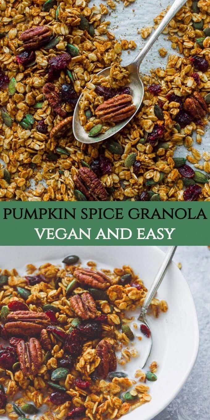 Maple and Cinnamon Buckwheat Granola (Oat free | Food ...