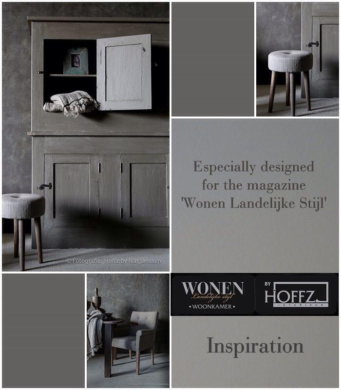 Facebook wonen landelijke stijl woonkamer by hoffz hoffz pinterest rustic interiors and - Sofa landelijke stijl stijlvol ...