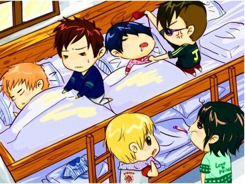 Chibi #b2st 's dorm #BEAST #cartoon #비스트 #∀ΔΣ #ㅂㅅㅌ ...