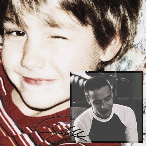 Liam... So adorable! :)
