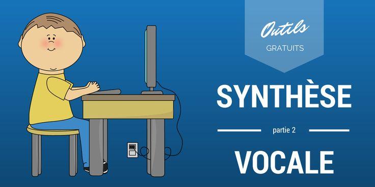 Liste d'outils de synthèse vocale gratuits, utilisables directement en ligne. En prime, une astuce pour les utilisateurs de iPad.