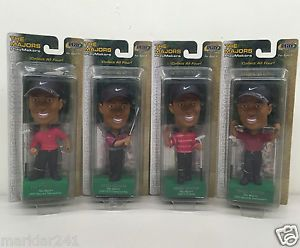 TIGER WOODS - THE MAJORS PGA TOURNAMENT CHAMPIONSHIP BOBBLEHEADS #Tiger #TigerWoods #Woods #Golf #PGA #Masters #Majors #Champion #Championship #Golfing #Golfer #Tournament #Bobblehead #Forsale #Ebay @ebay