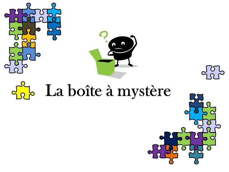 La boite à mystère