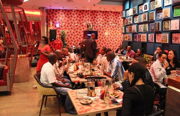 Nandos Concept Store in Maponya Mall