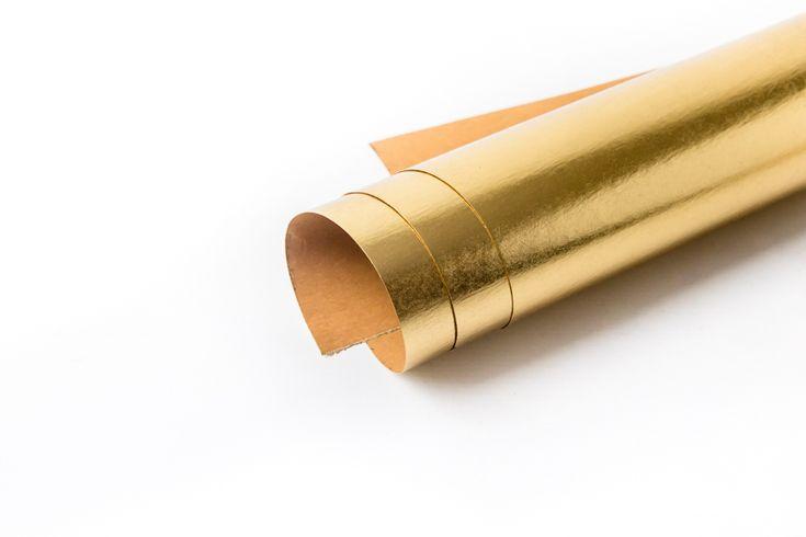 arkusz washpapa złoto lamina 100/73
