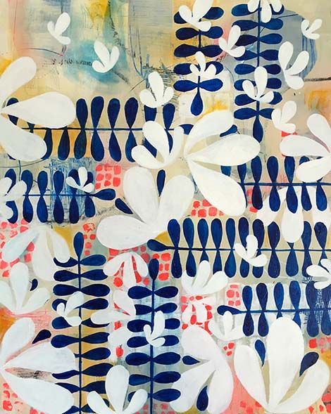 Black Poppies - Lisa Congdon - Uprise Art
