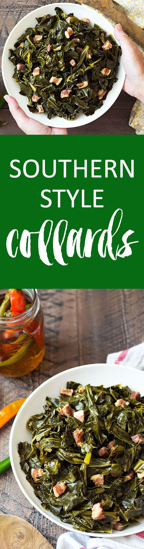 Más de 1000 ideas sobre Southern Collard Greens en Pinterest | Berza ...