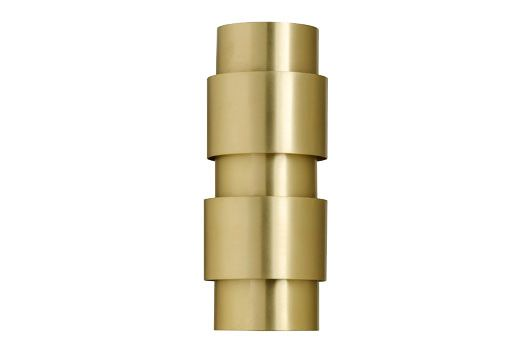 CTO Lighting    Ring Wall light    Available: satin brass or bronze or satin stainless steel finish    #ctolighting #lighting #light #interior #decoration #interior #decor #inspiration