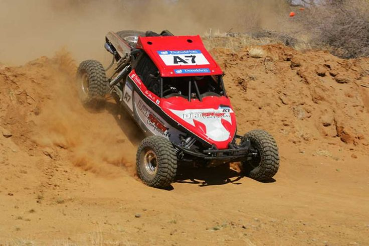 New Special Vehicle leaders after Vryburg 400