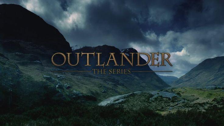 Outlander -  The Skye Boat Song Lyric Video (Season 1)
