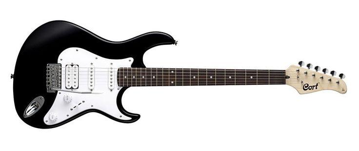 Cort G110 BK Seria G to przede wszystkim klasyczny kształt i także piękne brzmienie. Można na pewno spróbować. #guitar #rock