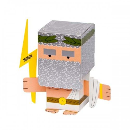 Meet the Greeks by DKD studio and Paperkingdom - The Greek Foundation