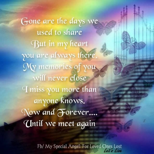 Sad I Miss You Quotes For Friends: 78 Best Heaven Messages (Hmail), Angelversary Ideas