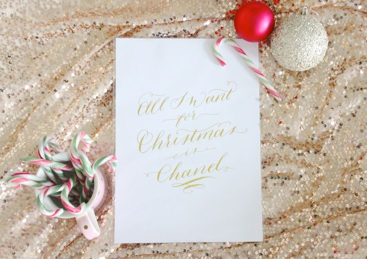 Goil Foil Calligraphy Print - Gemma Milly Wedding Stationery and Design