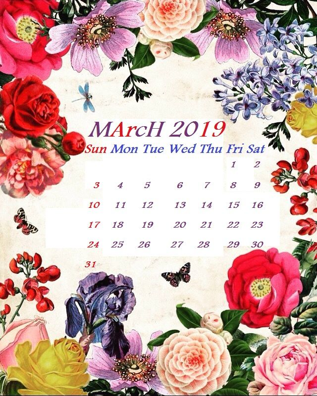 Floral Background Iphone Wallpaper March 2019 March Spring Time In
