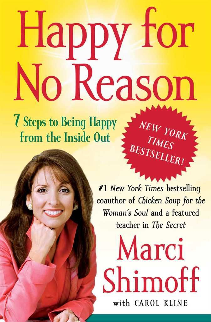 What would it take to make you happy? A fulfilling career, a big bank account, or the perfect mate? What if it didn't take anything to make you happy? What if you could experience happiness from the inside out -- no matter what's going on in your life? In Happy for No Reason: 7 Steps to Being Happy from the Inside Out, transformational expert Marci Shimoff offers a breakthrough approach to being happy, one that doesn't depend on achievements, goals, money, relationships, or anything else…