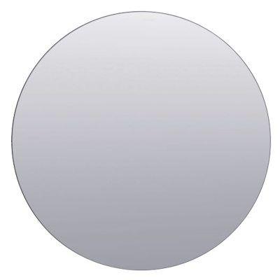 Walls spejl 80 cm, grå i gruppen Indretningsdetaljer / Godt at have hjemme / Spejle hos ROOM21.dk (1025514)