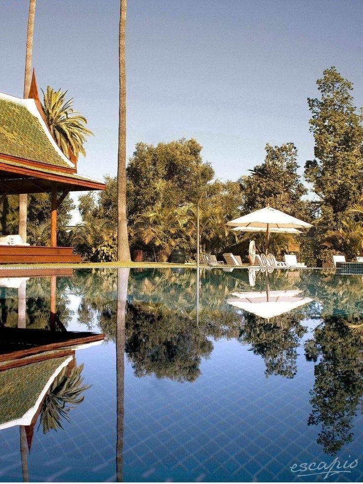 Hotel Botanico and The Oriental Spa Garden. Teneriffa.  Puerto de la Cruz, Spanien