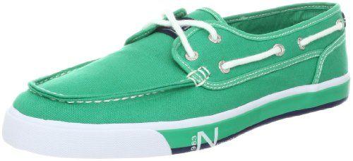 Nautica Men`s Spinnaker Canvas Shoe