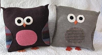 Pillows, pillows, pillows!