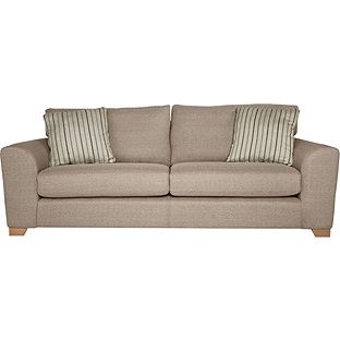 Collection Ashdown Extra Large Sofa Taupe At Argos Co Uk Visit