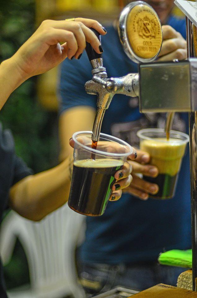 Corfu Beer festival arillas