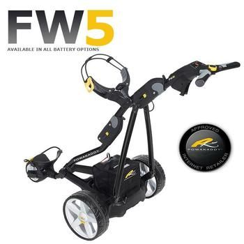 Powakaddy FW5 Electric Trolley Black