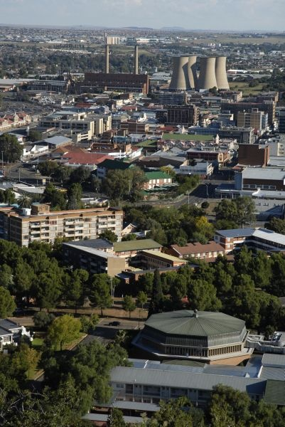 There's just something about Bloemfontein SA. Spent many happy days in the city conducting Customer Service Training. The people of Bloemfontein are awesome :)