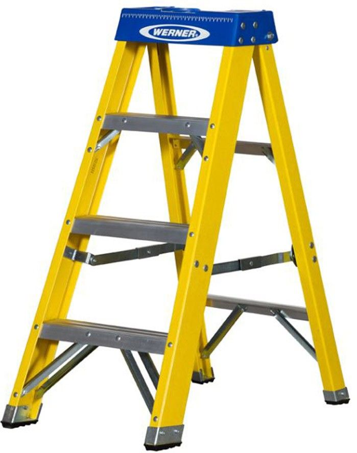 Step ladder 4 tread - Now £79.50!!:
