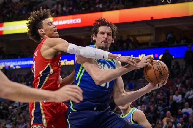 The New Orleans Pelicans And Dallas Mavericks Meet Wednesday In Nba Action At The American Airlines Center The New Orlean In 2020 Dallas Mavericks New Orleans Pelicans