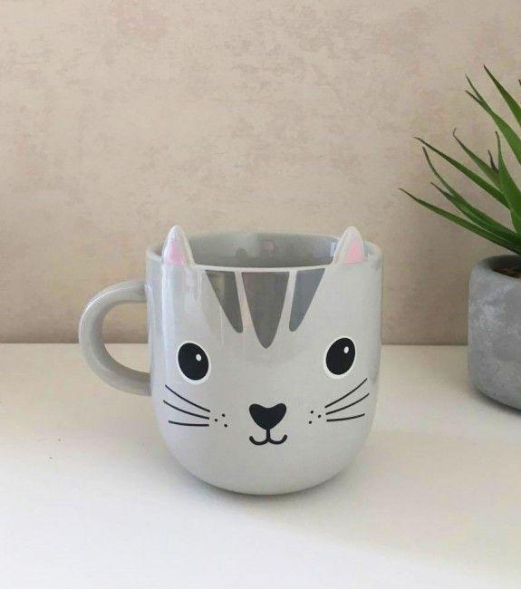 Plutôt ours, panda, chat ou renard ? Avec ces tasses mignonnes, les matinées moroses sont terminées ! De quoi ajouter de la joie et de la bonne humeur dès le café du matin !