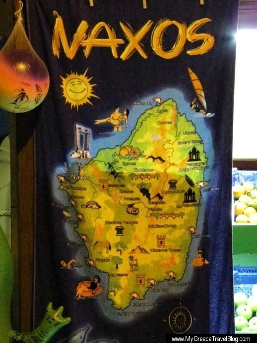 Top 15 reasons to visit Naxos