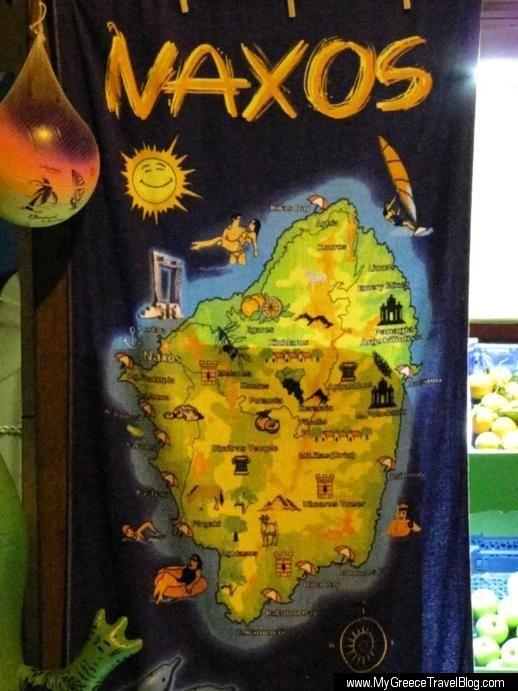 Top 15 reasons to visit Naxos