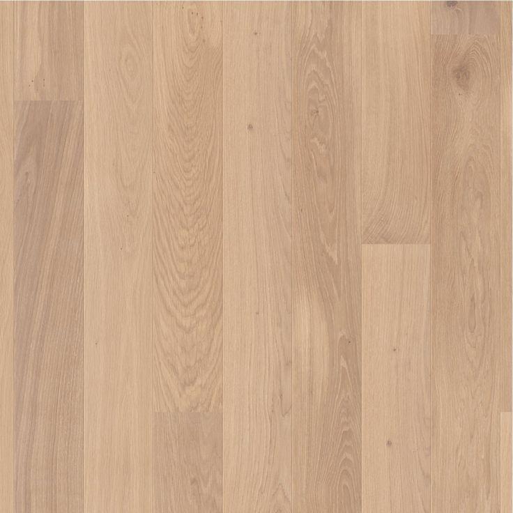 Parquet contrecollé large Palazzo chêne sable blanc huilé naturel Quick-Step 14x190x1820 mm - QUICK STEP - null - Distributeur de matériaux de construction - Point.P