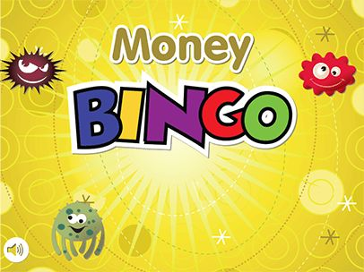 Money BINGO - Practice counting money | ABCya! Online Game
