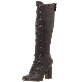 FRYE Womenu0027s Adrienne Button Tall Boot Review | Buy, Shop With Friends,  Sale |
