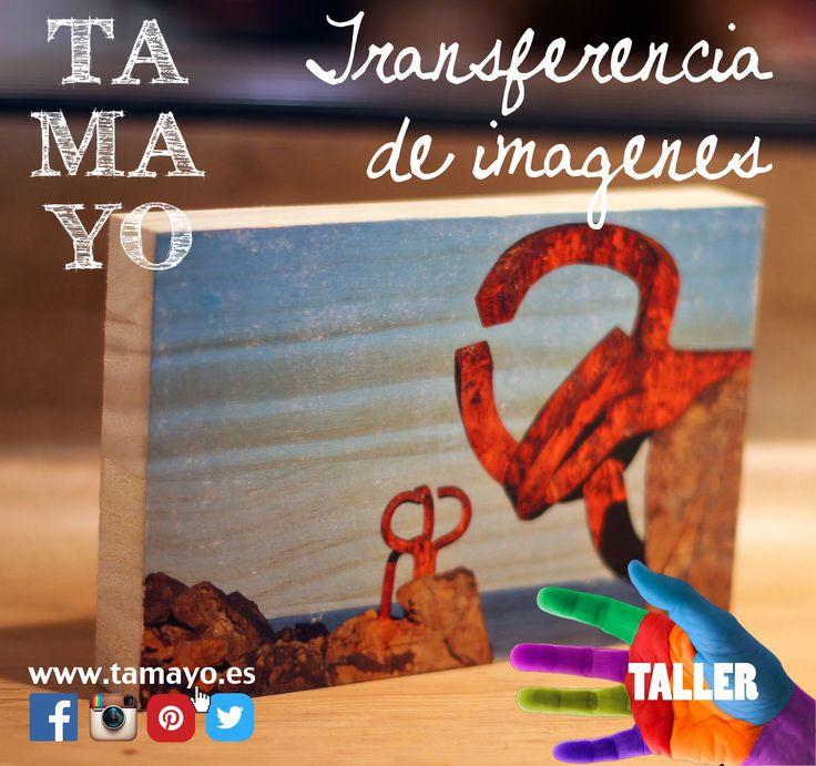 Esta semana tenemos cuatro talleres en #tamayopapeleria #Donostia #SanSebastian. Jueves #decopatch sobre cristal viernes postales de #SanValentin Sábado mañana flores hechas con #GomaEva y Sábado por la tarde el taller preferido de los fotografos... el de #transferencia de imagenes. Apúntate en el 943 44 12 91. Más info en http://ift.tt/1T8SvE4 Si eres fotógrafo y quieres ver tus fotos en soportes poco habituales te enseñamos a transferirlas a madera ceramica cristal etc... Apuntate!! Es…