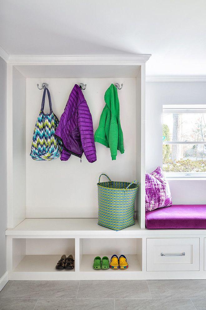 die besten 25 sitzbank garderobe ideen auf pinterest. Black Bedroom Furniture Sets. Home Design Ideas