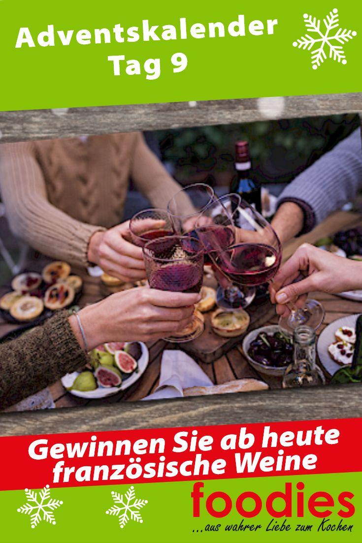 Foodies Aus Wahrer Liebe Zum Kochen Adventskalender Adventkalender Adventskalender Gewinnspiel