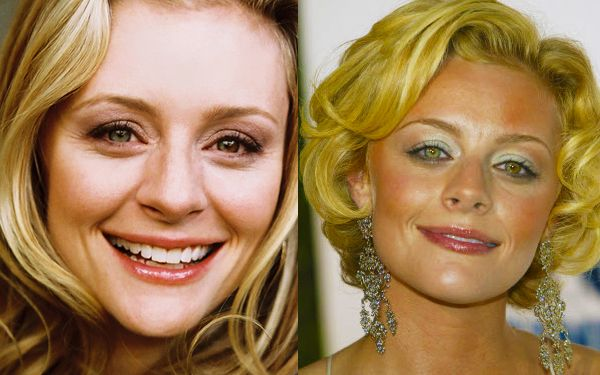 Jessica Cauffiel: Celebrities with two different Eye ...