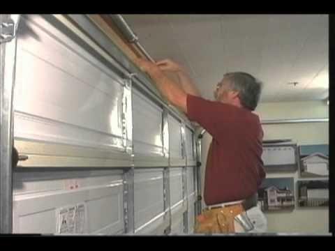 martin garage door adjustable strut