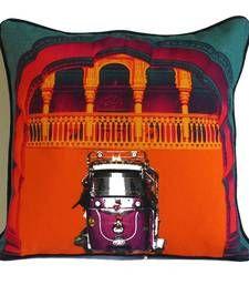 Buy Green gateway cushion cover online