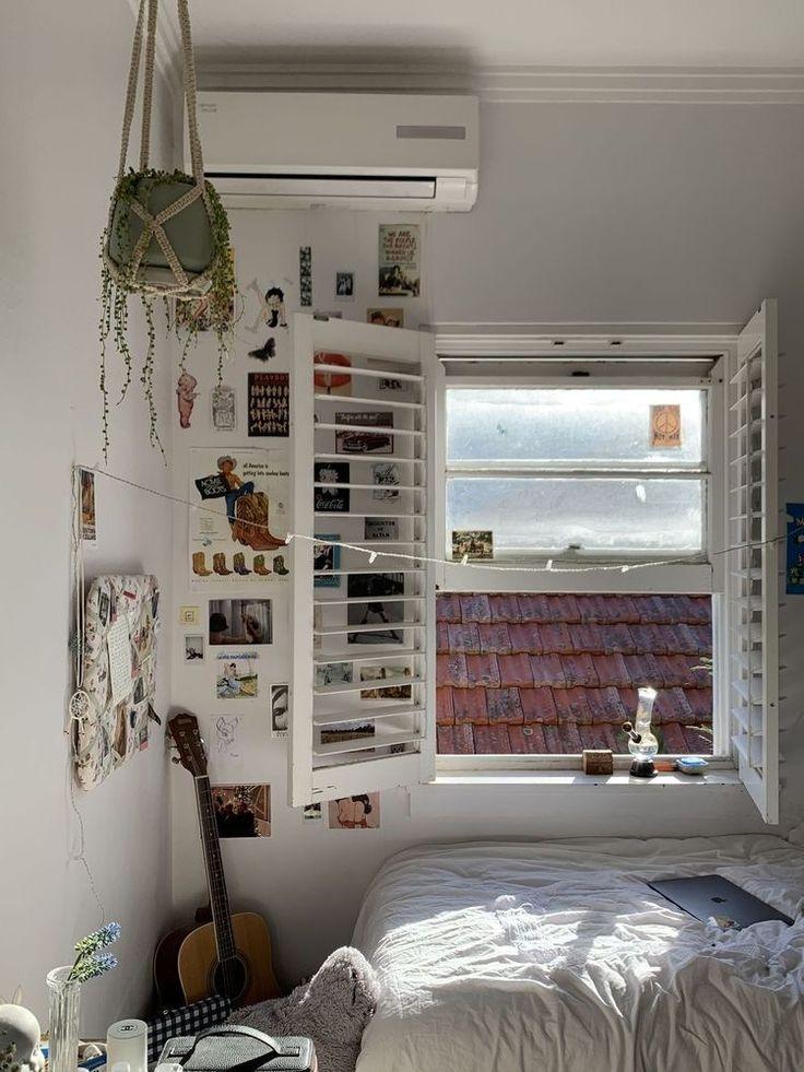 Dream Rooms, Dream Bedroom, Room Ideas Bedroom, Bedroom Decor, Indie Room, Pretty Room, Aesthetic Room Decor, Cozy Room, My New Room
